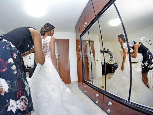 Il matrimonio di Federico e Valentina a Perdasdefogu, Nuoro 56