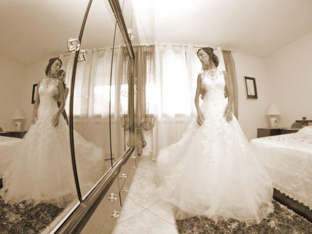Il matrimonio di Federico e Valentina a Perdasdefogu, Nuoro 53