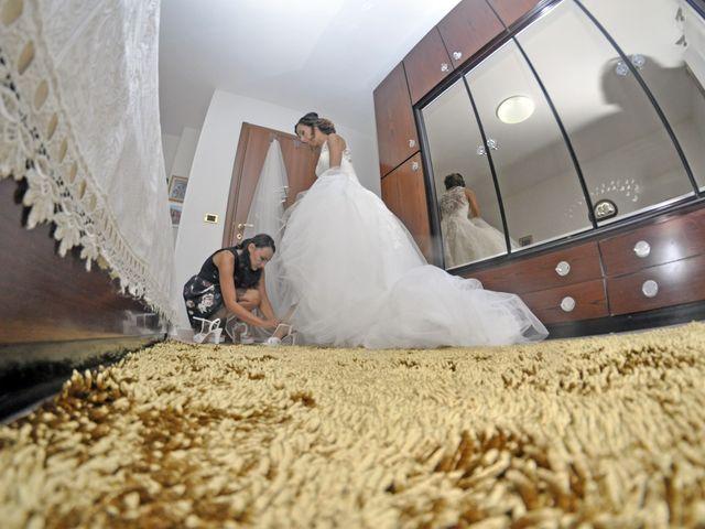 Il matrimonio di Federico e Valentina a Perdasdefogu, Nuoro 54