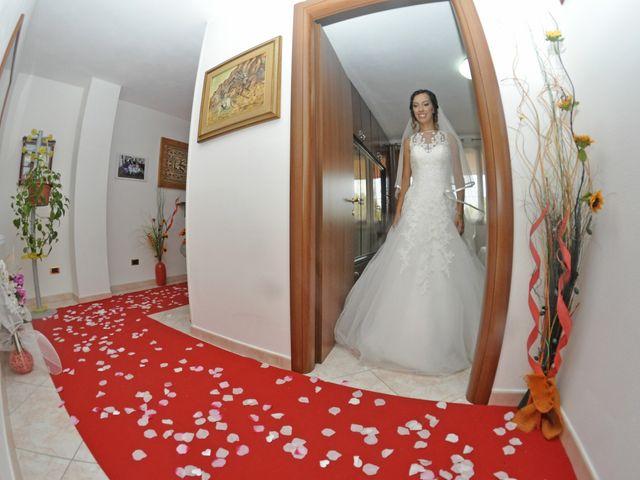 Il matrimonio di Federico e Valentina a Perdasdefogu, Nuoro 55