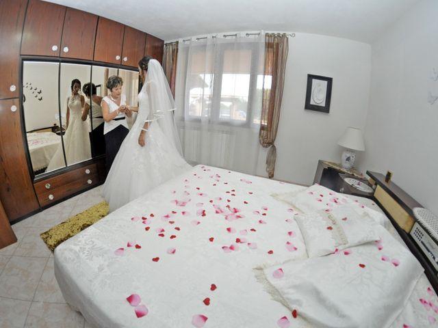 Il matrimonio di Federico e Valentina a Perdasdefogu, Nuoro 57