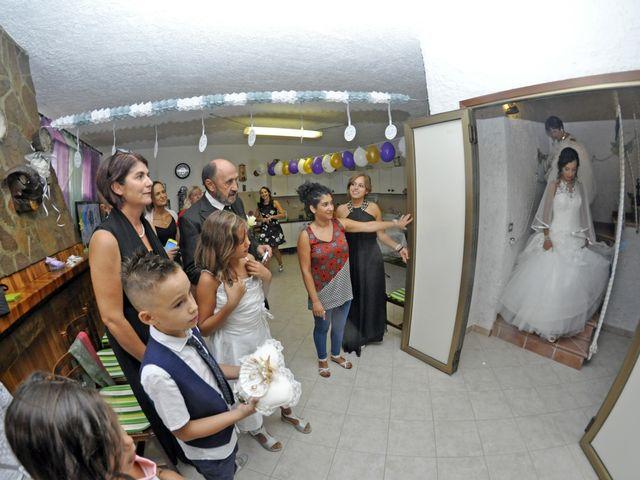 Il matrimonio di Federico e Valentina a Perdasdefogu, Nuoro 58