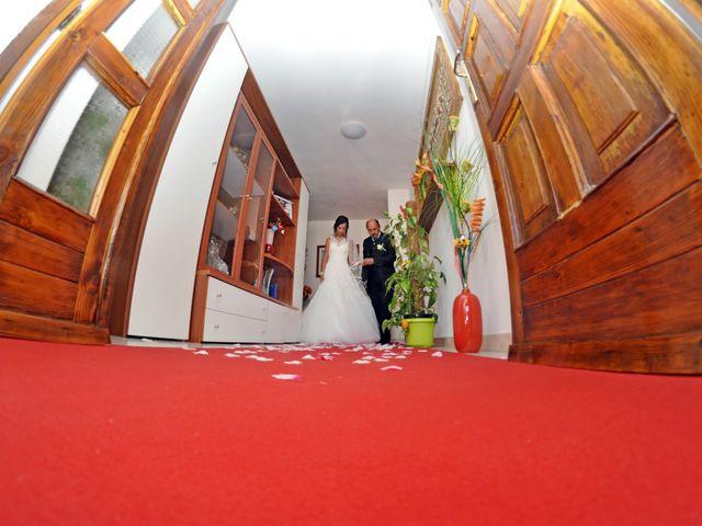 Il matrimonio di Federico e Valentina a Perdasdefogu, Nuoro 60