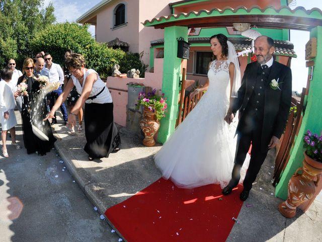 Il matrimonio di Federico e Valentina a Perdasdefogu, Nuoro 65
