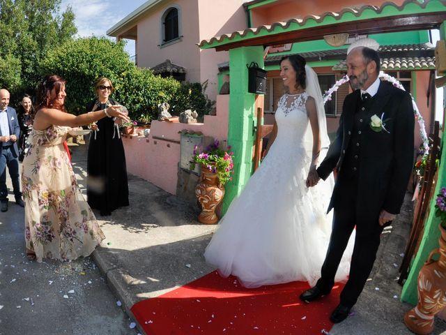 Il matrimonio di Federico e Valentina a Perdasdefogu, Nuoro 66