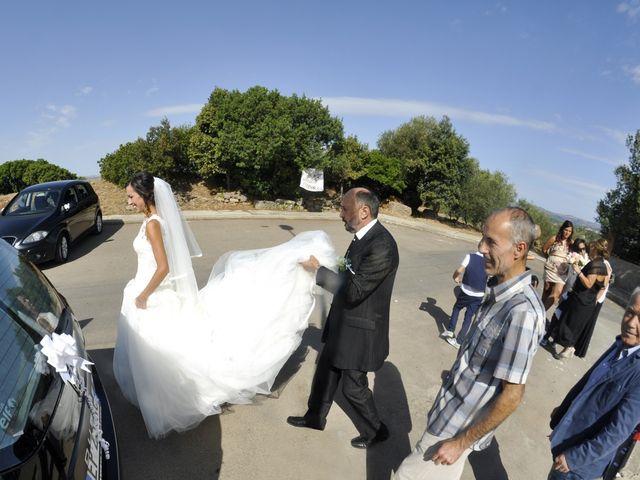 Il matrimonio di Federico e Valentina a Perdasdefogu, Nuoro 68