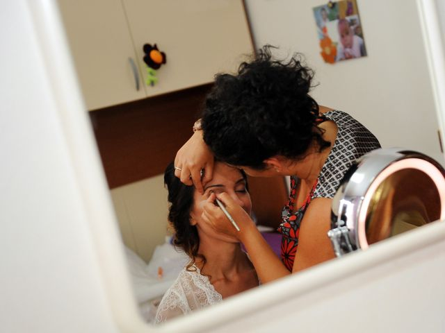 Il matrimonio di Federico e Valentina a Perdasdefogu, Nuoro 17