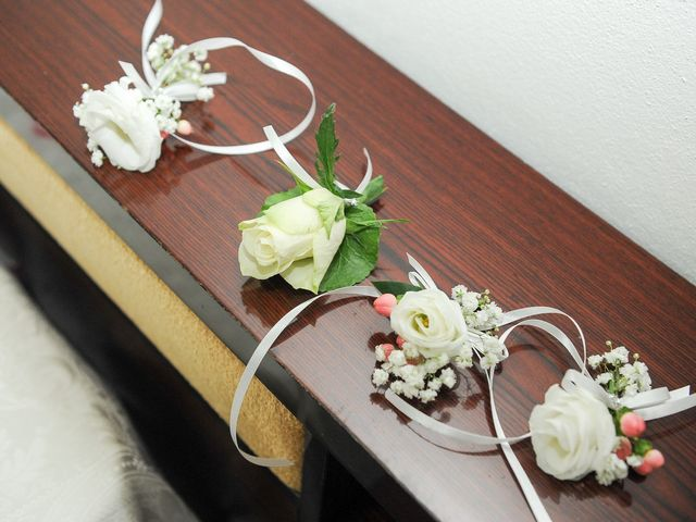 Il matrimonio di Federico e Valentina a Perdasdefogu, Nuoro 12