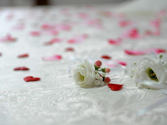 Il matrimonio di Federico e Valentina a Perdasdefogu, Nuoro 13
