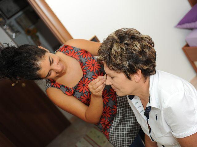 Il matrimonio di Federico e Valentina a Perdasdefogu, Nuoro 19