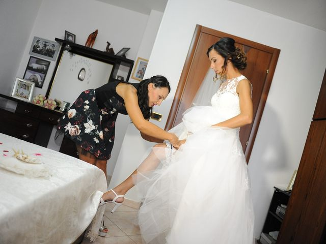 Il matrimonio di Federico e Valentina a Perdasdefogu, Nuoro 47