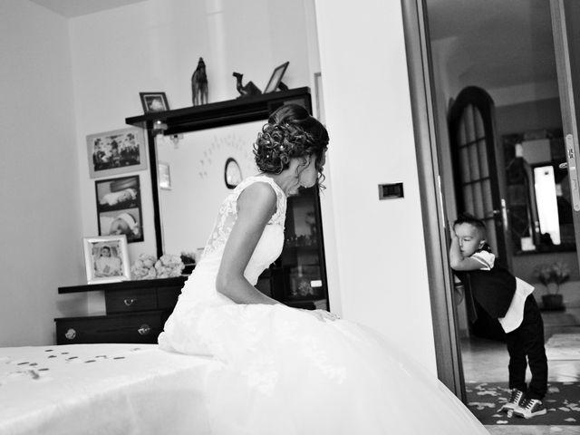 Il matrimonio di Federico e Valentina a Perdasdefogu, Nuoro 37