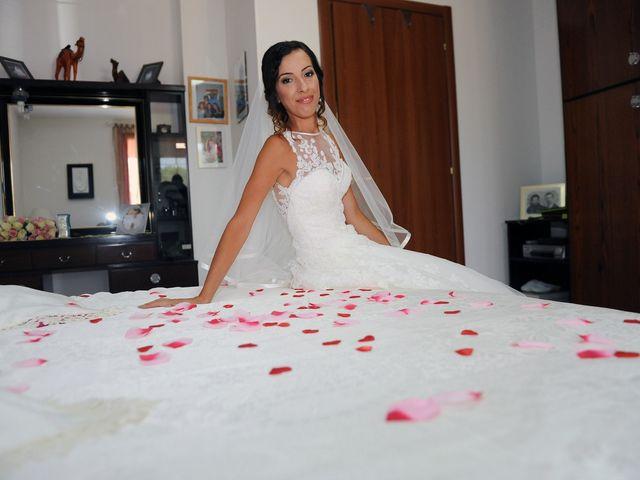 Il matrimonio di Federico e Valentina a Perdasdefogu, Nuoro 39