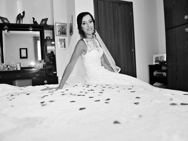 Il matrimonio di Federico e Valentina a Perdasdefogu, Nuoro 40