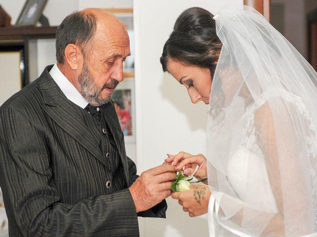 Il matrimonio di Federico e Valentina a Perdasdefogu, Nuoro 42