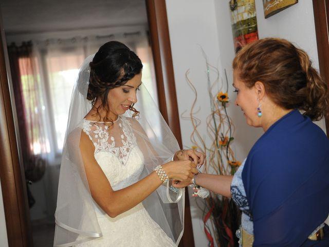 Il matrimonio di Federico e Valentina a Perdasdefogu, Nuoro 45