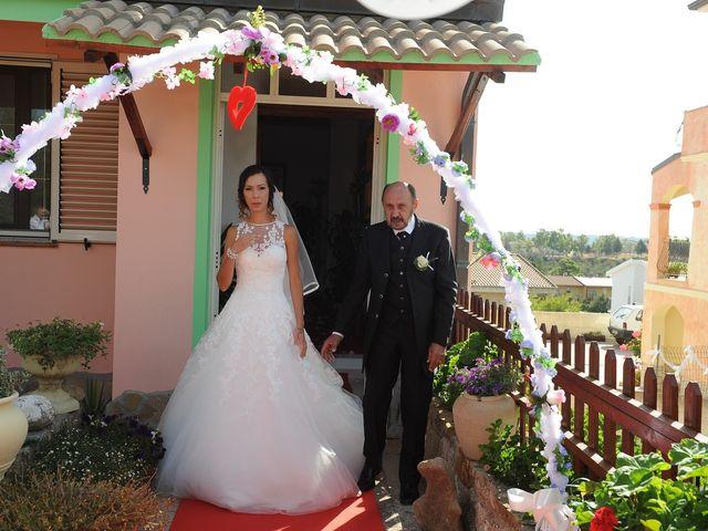 Il matrimonio di Federico e Valentina a Perdasdefogu, Nuoro 64