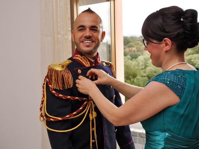 Il matrimonio di Federico e Valentina a Perdasdefogu, Nuoro 88