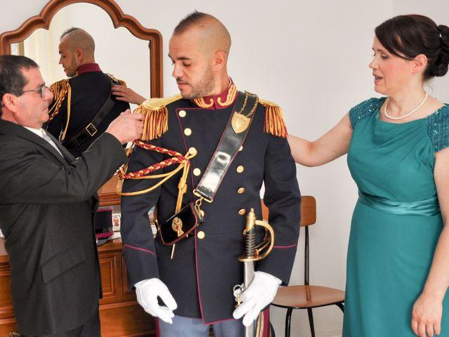 Il matrimonio di Federico e Valentina a Perdasdefogu, Nuoro 96