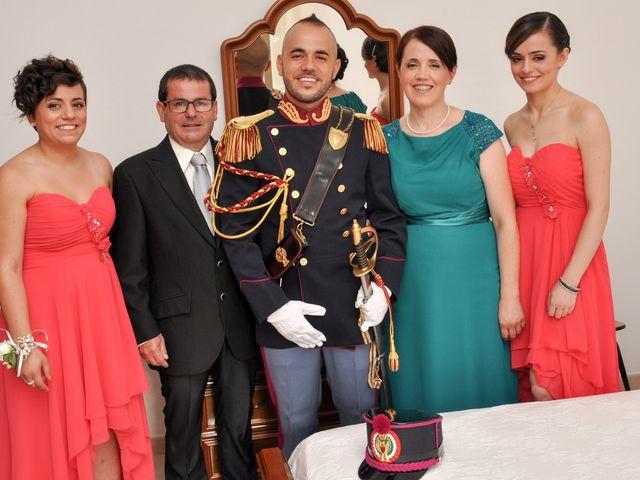 Il matrimonio di Federico e Valentina a Perdasdefogu, Nuoro 98