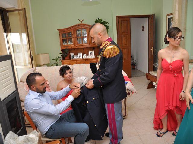 Il matrimonio di Federico e Valentina a Perdasdefogu, Nuoro 105