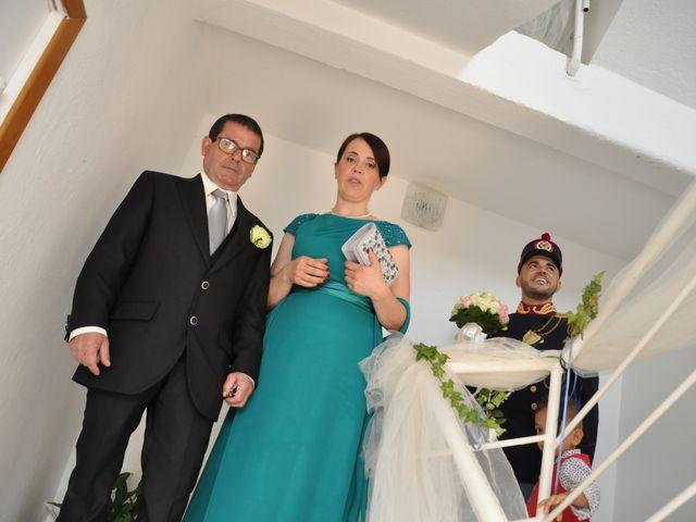 Il matrimonio di Federico e Valentina a Perdasdefogu, Nuoro 107