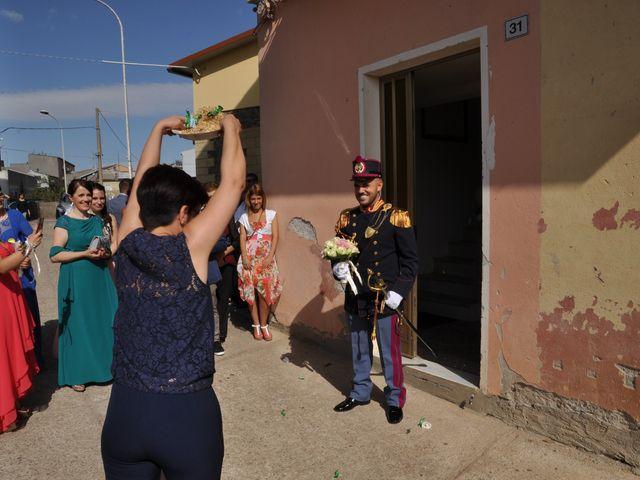 Il matrimonio di Federico e Valentina a Perdasdefogu, Nuoro 114