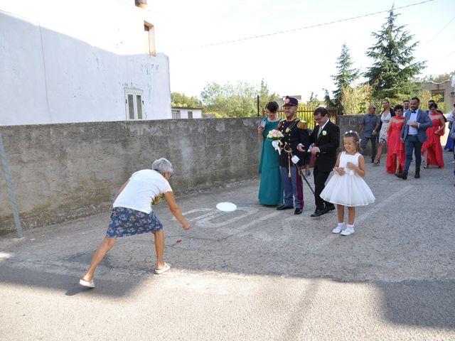 Il matrimonio di Federico e Valentina a Perdasdefogu, Nuoro 115