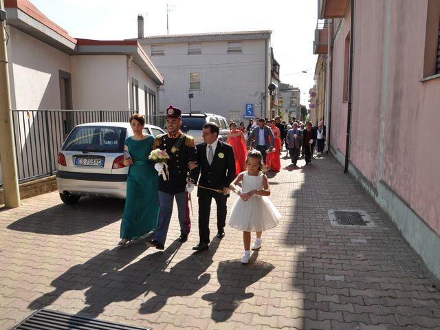 Il matrimonio di Federico e Valentina a Perdasdefogu, Nuoro 117