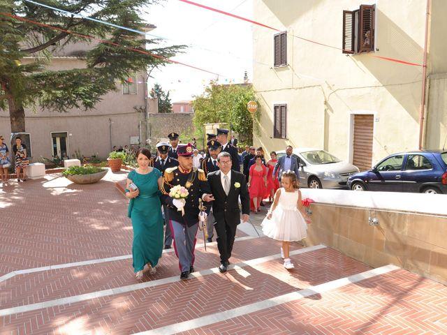 Il matrimonio di Federico e Valentina a Perdasdefogu, Nuoro 119