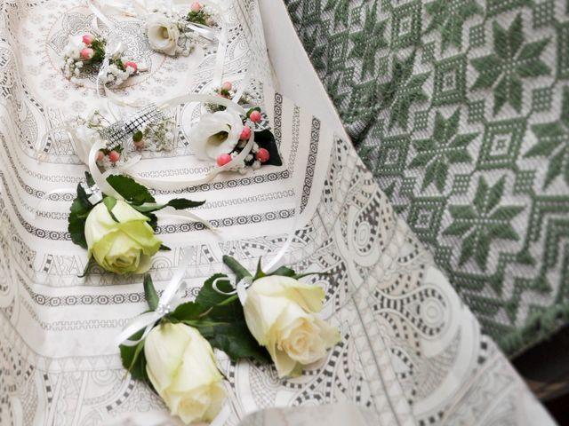 Il matrimonio di Federico e Valentina a Perdasdefogu, Nuoro 73