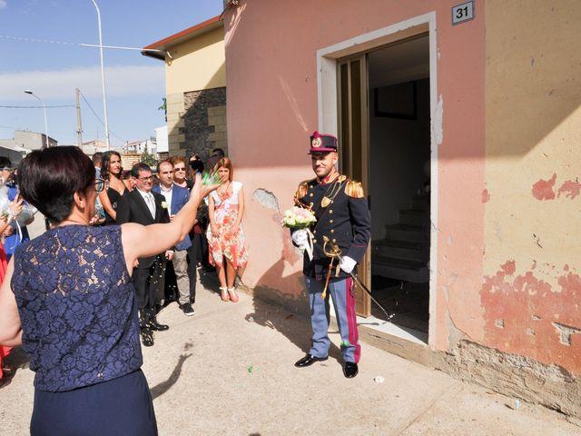 Il matrimonio di Federico e Valentina a Perdasdefogu, Nuoro 120