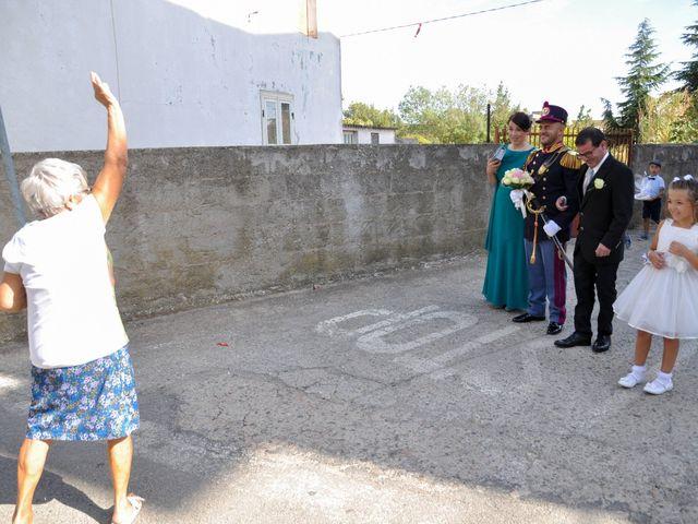 Il matrimonio di Federico e Valentina a Perdasdefogu, Nuoro 121