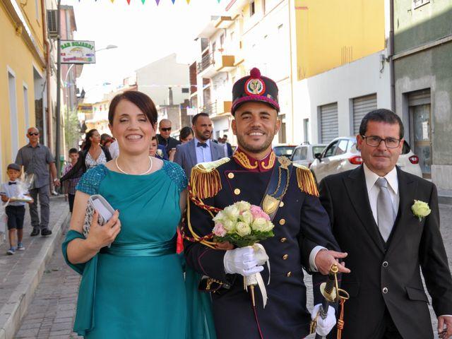 Il matrimonio di Federico e Valentina a Perdasdefogu, Nuoro 122