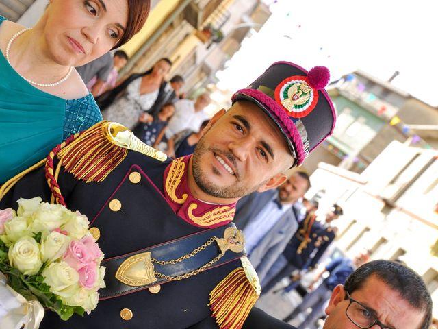 Il matrimonio di Federico e Valentina a Perdasdefogu, Nuoro 124