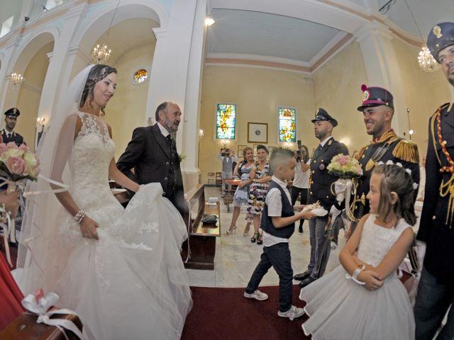 Il matrimonio di Federico e Valentina a Perdasdefogu, Nuoro 132