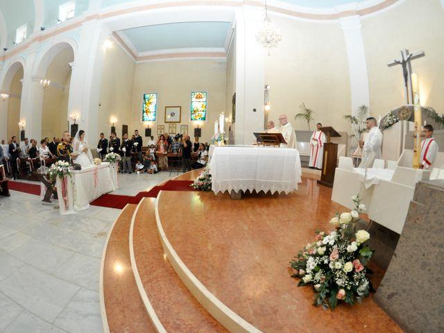 Il matrimonio di Federico e Valentina a Perdasdefogu, Nuoro 158