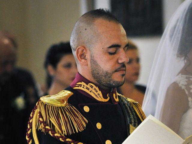 Il matrimonio di Federico e Valentina a Perdasdefogu, Nuoro 159