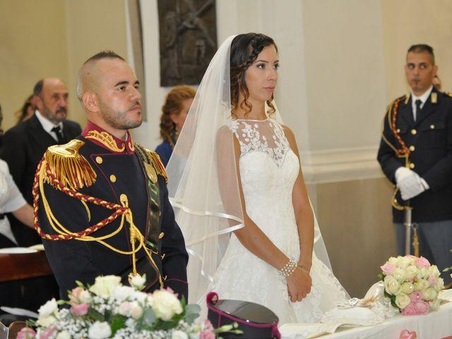 Il matrimonio di Federico e Valentina a Perdasdefogu, Nuoro 161