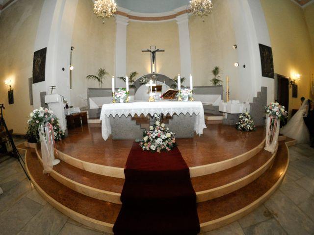 Il matrimonio di Federico e Valentina a Perdasdefogu, Nuoro 126