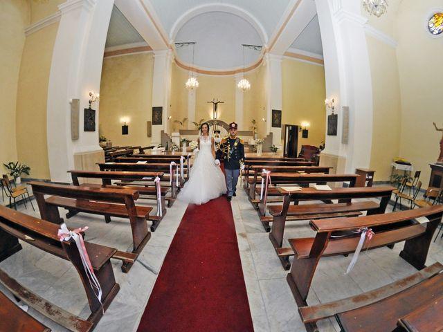 Il matrimonio di Federico e Valentina a Perdasdefogu, Nuoro 170