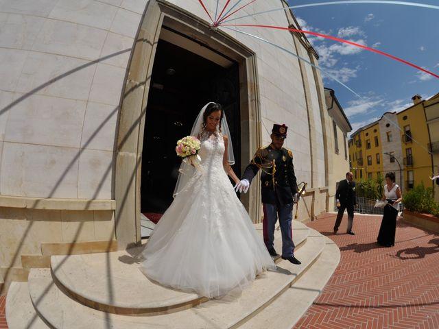 Il matrimonio di Federico e Valentina a Perdasdefogu, Nuoro 171