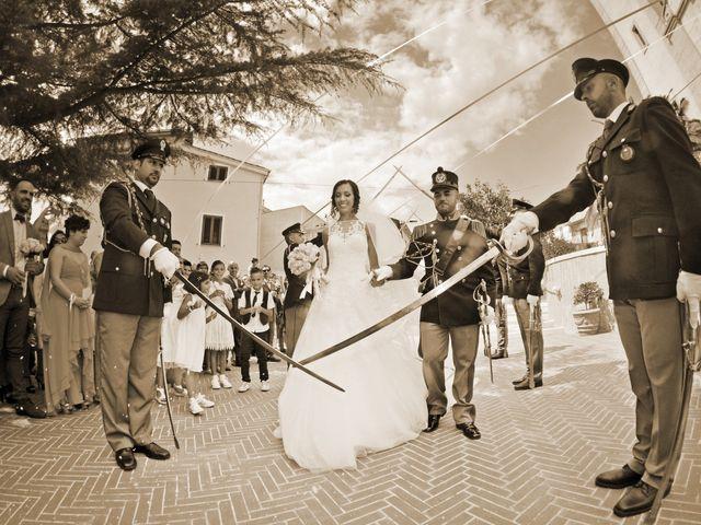 Il matrimonio di Federico e Valentina a Perdasdefogu, Nuoro 173