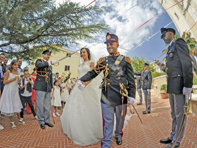 Il matrimonio di Federico e Valentina a Perdasdefogu, Nuoro 174