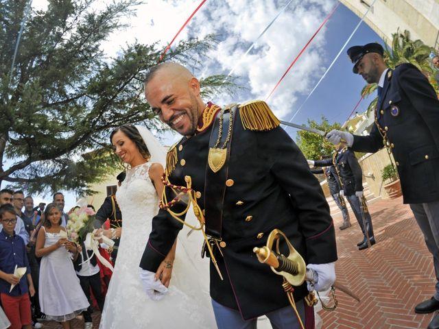 Il matrimonio di Federico e Valentina a Perdasdefogu, Nuoro 175