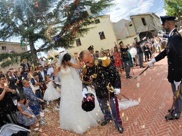 Il matrimonio di Federico e Valentina a Perdasdefogu, Nuoro 176