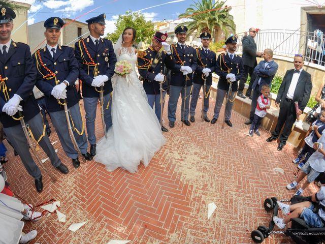 Il matrimonio di Federico e Valentina a Perdasdefogu, Nuoro 178