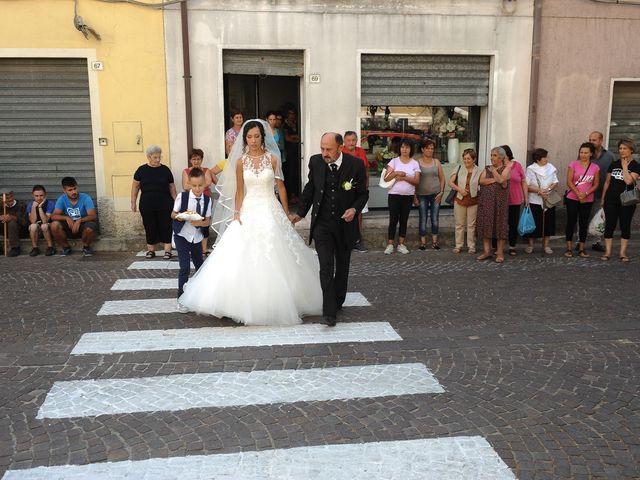 Il matrimonio di Federico e Valentina a Perdasdefogu, Nuoro 128