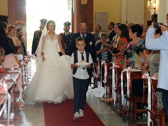 Il matrimonio di Federico e Valentina a Perdasdefogu, Nuoro 131