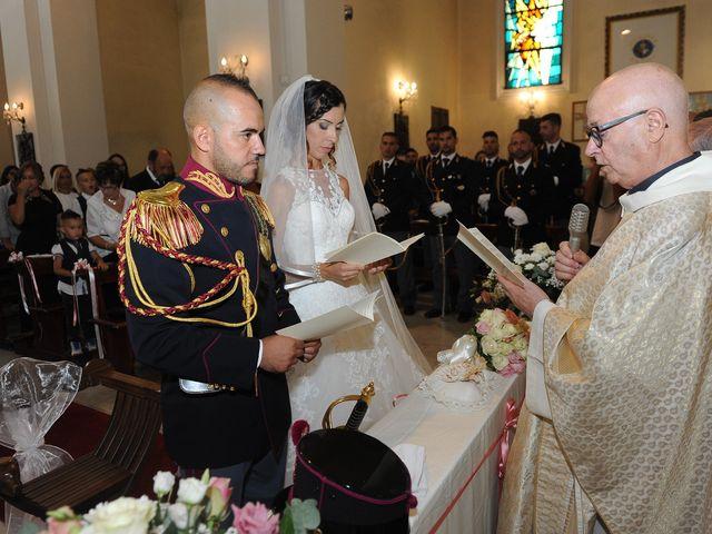 Il matrimonio di Federico e Valentina a Perdasdefogu, Nuoro 133